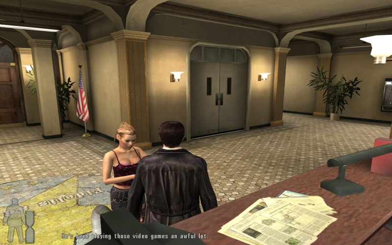 Msdn Game Review Max Payne 2 The Fall Of Max Payne